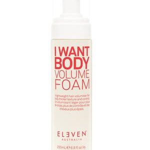 Son of a Bleach I Want Body Volume Foam