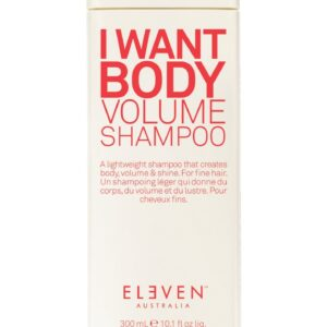 Son of a Bleach I Want Body Volume Shampoo