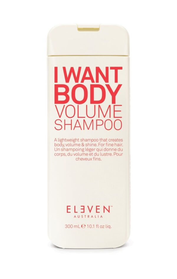 Son of a Bleach I Want Body Volume Shampoo